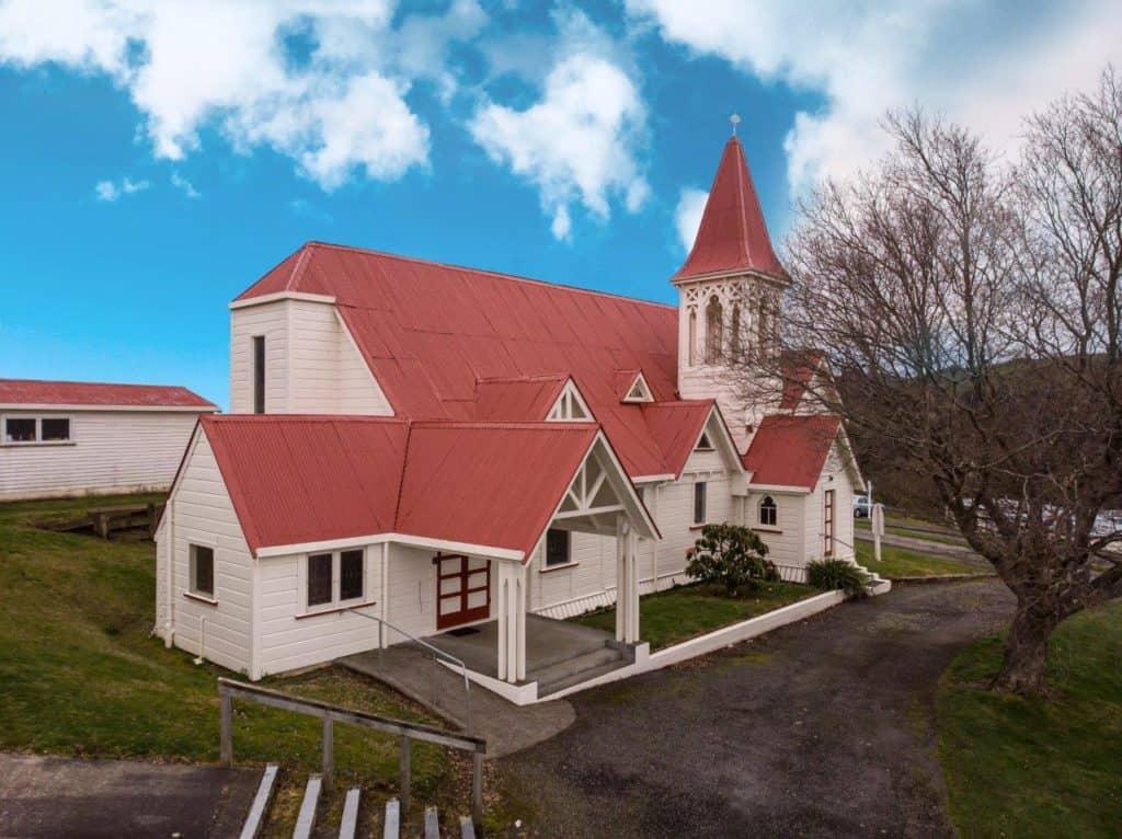 St Margaret's Church Taihape